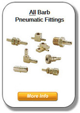 Barb Pneumatic Fittings