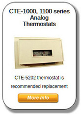 Analog Thermostats