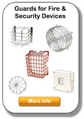 Fire & Security Device Guards