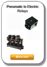Pneumatic to Electric Relays