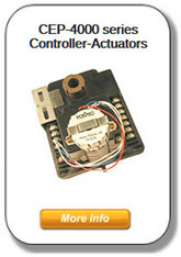 CEP-4000 Series Controller-Actuators