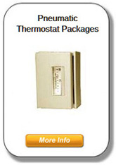 Pneumatic Thermostat Packages