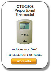 CTE-5202 Proportional Thermostat