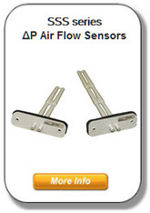 SSS Series Air Flow Sensors