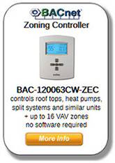 Zoning Controller